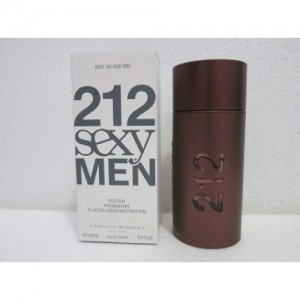 Carolina Herrera 212 Sexy Men (tester)