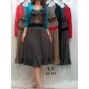 SR 197 cardi dress