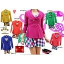 9726 blazer+dress